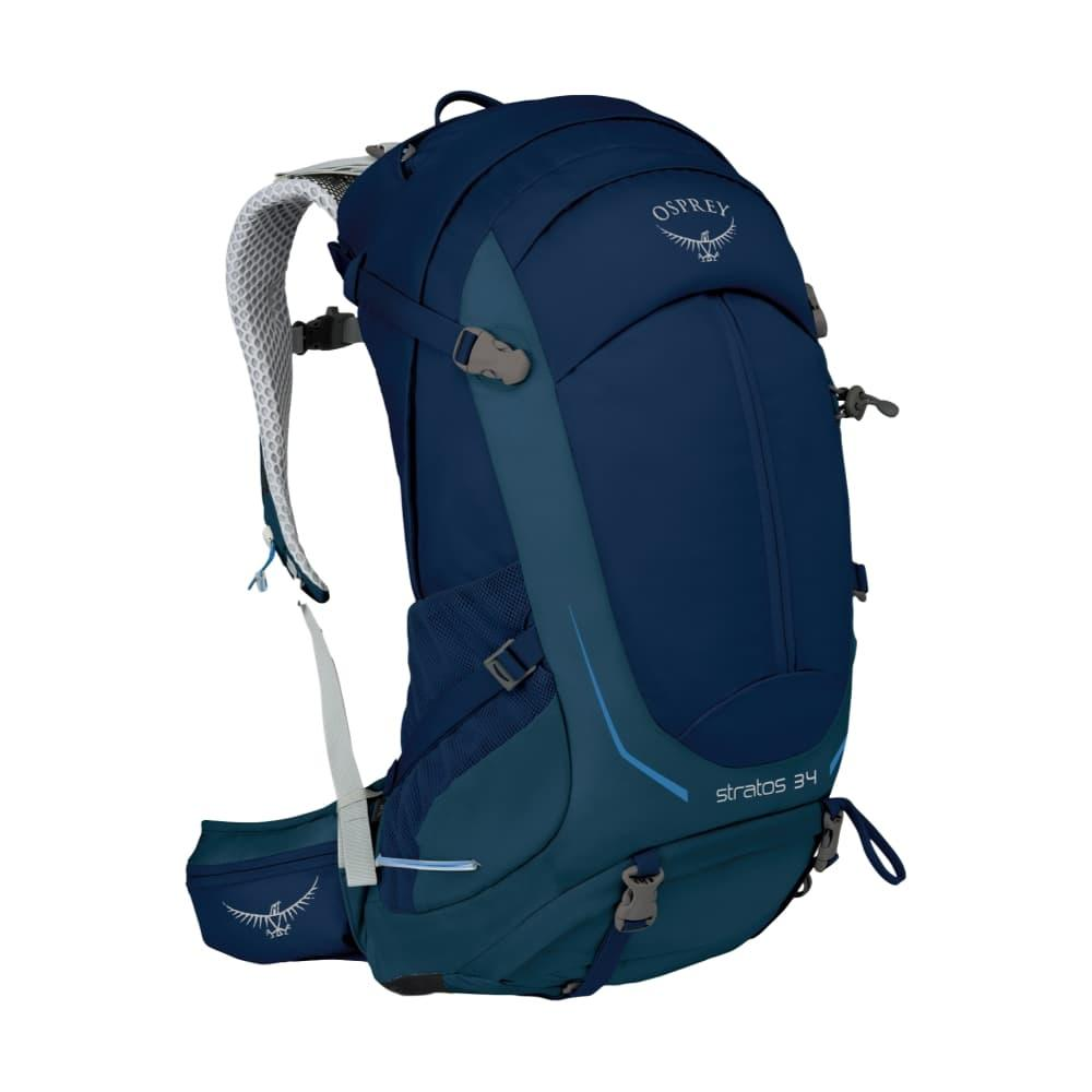 Osprey Stratos 34 - Small/Medium Pack ECLIPSEBLUE