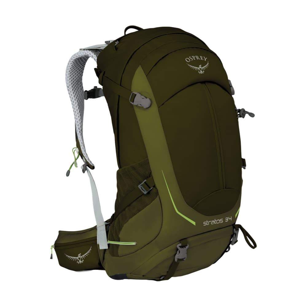 Osprey Stratos 34 - Small/Medium Pack GATORGREEN