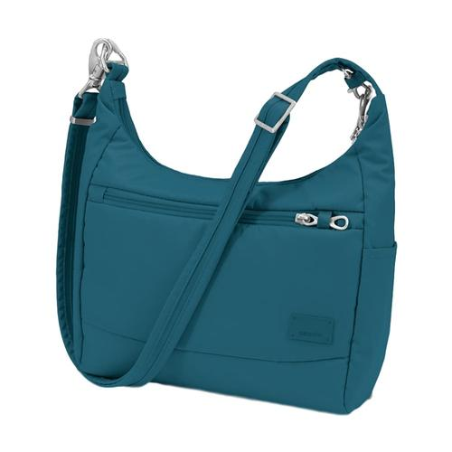 Pacsafe Citysafe CS100 Anti-Theft Travel Handbag TEAL_613