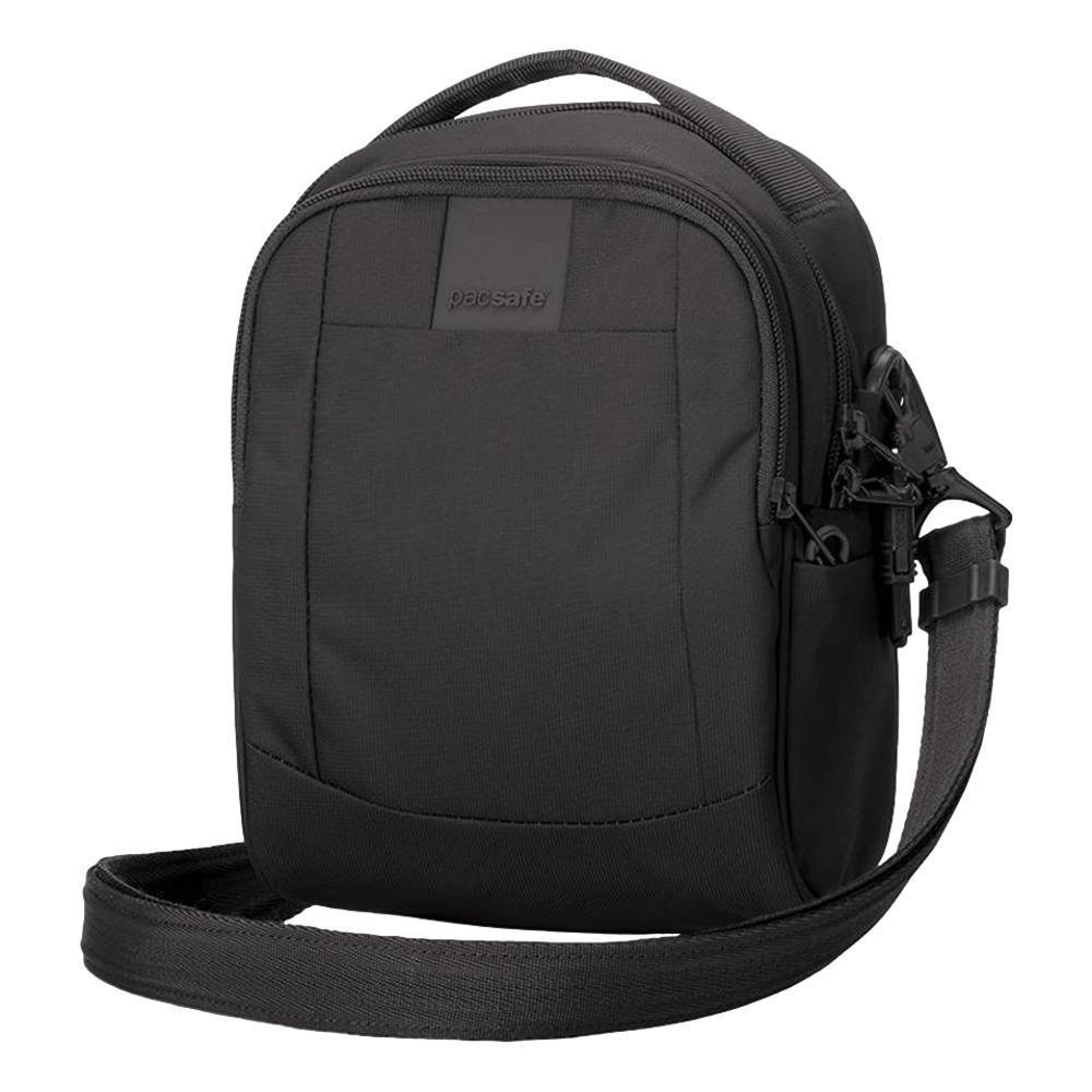 Pacsafe Metrosafe LS100 Anti-Theft Cross Body Bag BLACK100