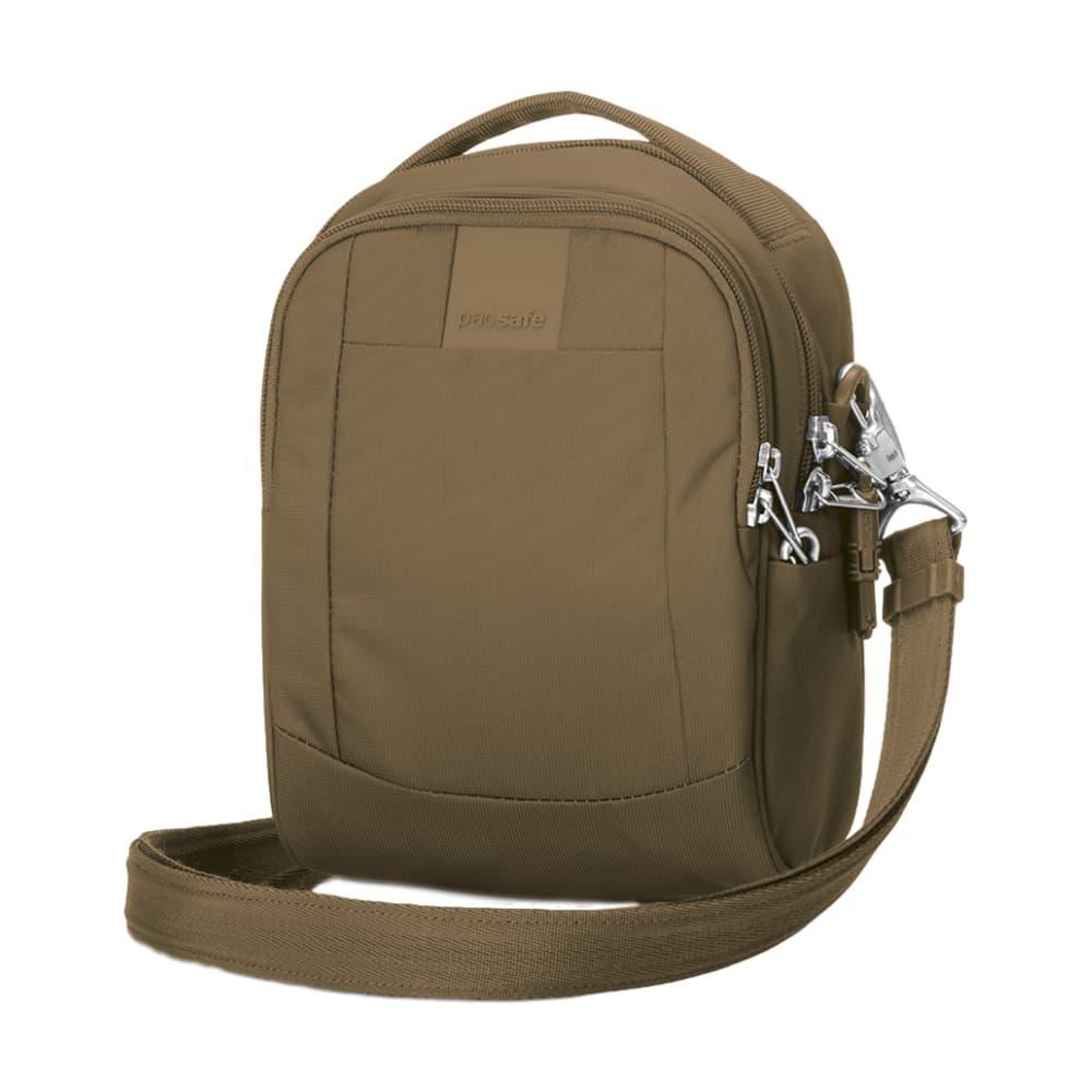 Pacsafe Metrosafe LS100 Anti-Theft Cross Body Bag SANDSTONE216