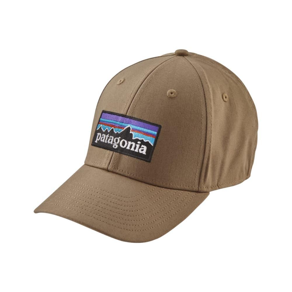 Patagonia P-6 Logo Stretch Fit Hat ASHT