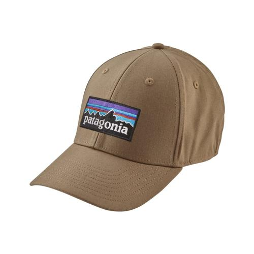 Patagonia P-6 Logo Stretch Fit Hat ASHT