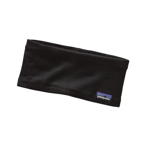 Patagonia Lined Knit Headband BLK