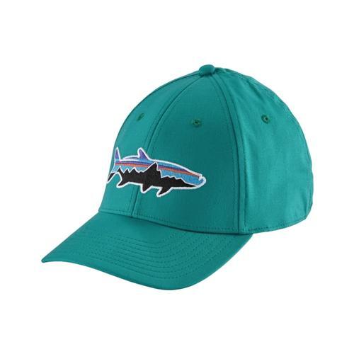 Patagonia Fitz Roy Tarpon Stretch Fit Hat TRUT