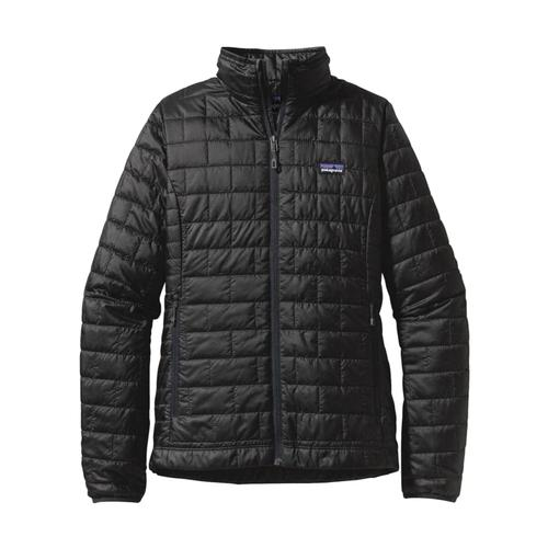 Patagonia Women's Nano Puff Jacket BLK