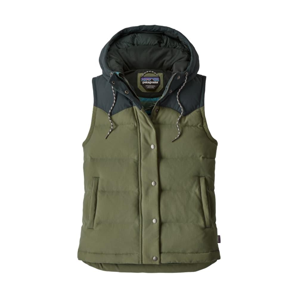 Patagonia Women's Bivy Down Hooded Vest BUFG