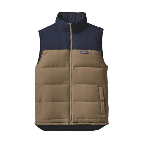 Patagonia Men's Reversible Bivy Down Vest ASHT