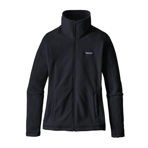 Patagonia Women's Micro D Fleece Jacket BLK