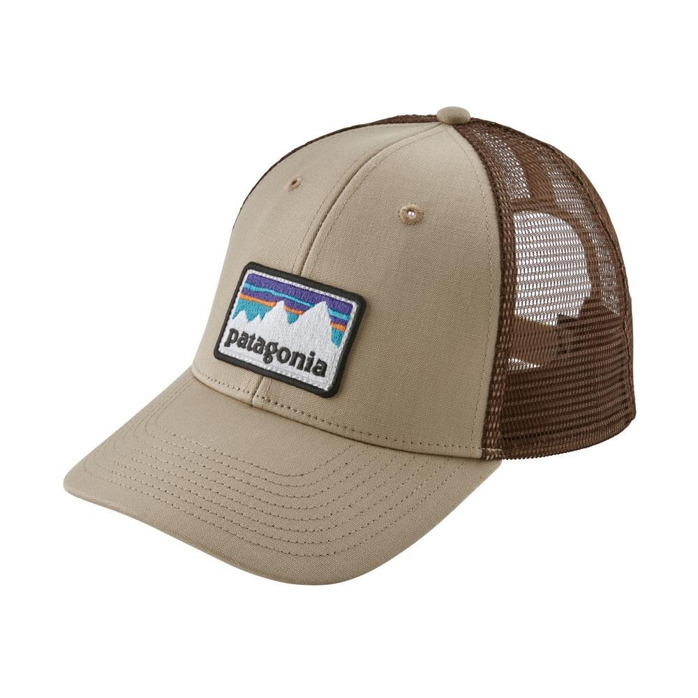 Patagonia Shop Sticker Lopro Trucker Hat