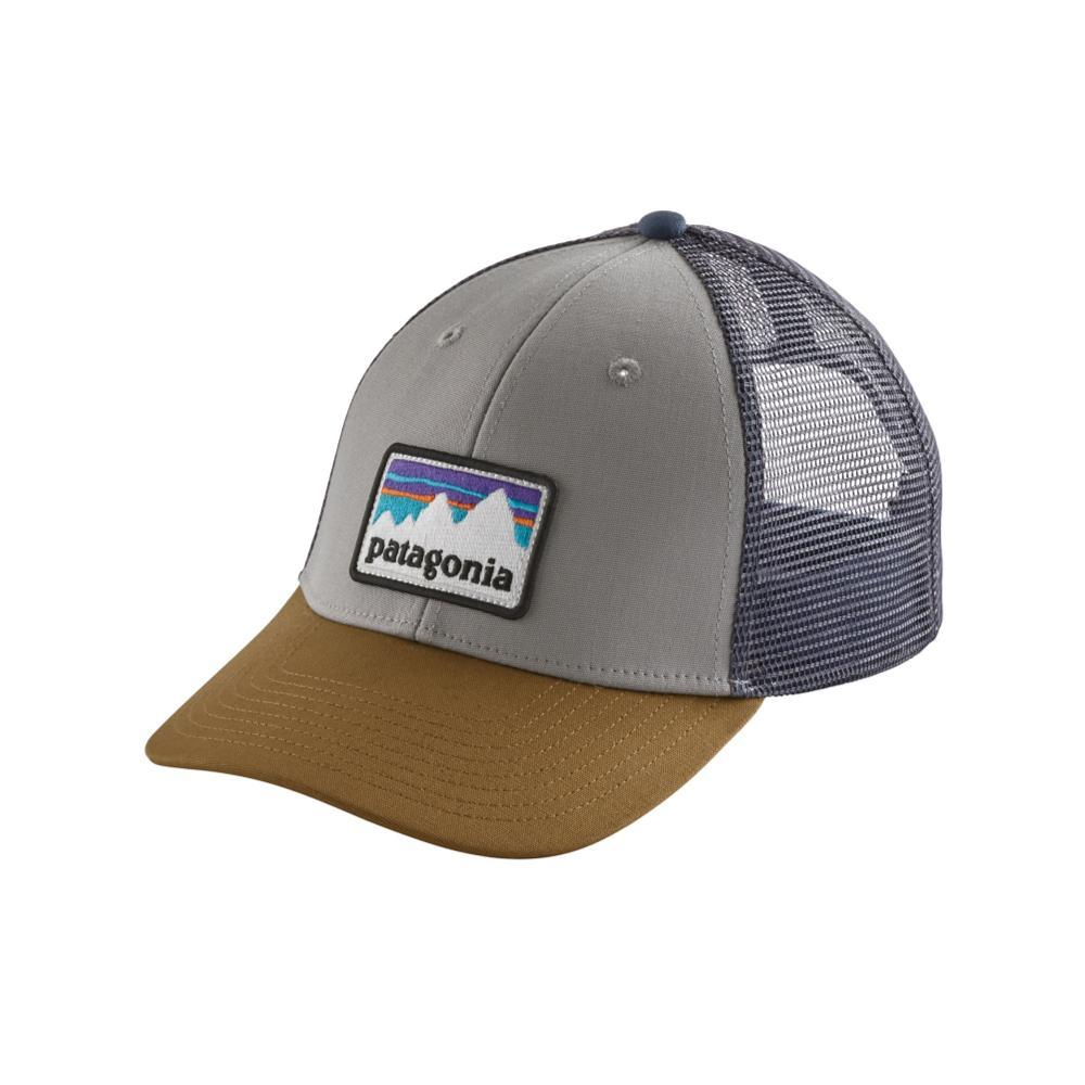 Patagonia Shop Sticker LoPro Trucker Hat DFTG