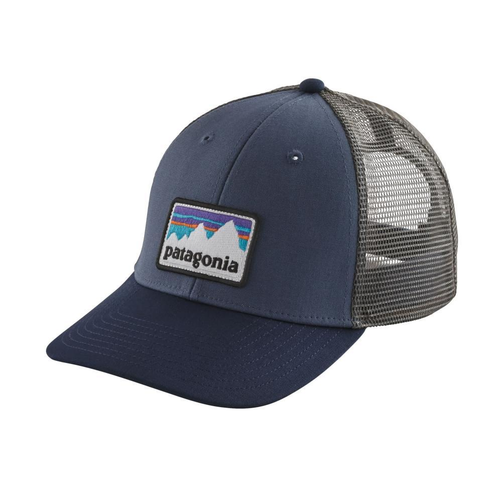 Patagonia Shop Sticker LoPro Trucker Hat DLMB