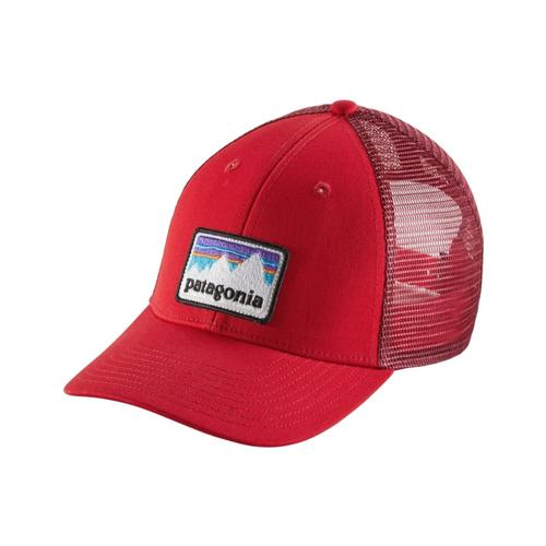 Patagonia Shop Sticker LoPro Trucker Hat FRE