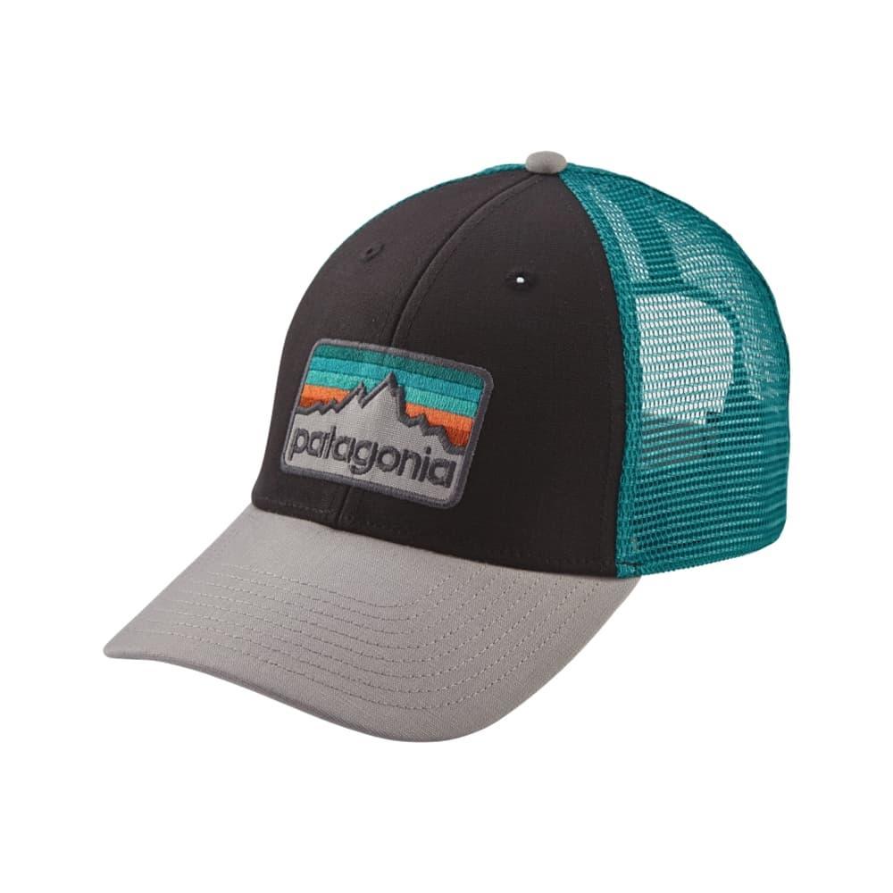 Patagonia Line Logo Badge LoPro Trucker Hat BLK
