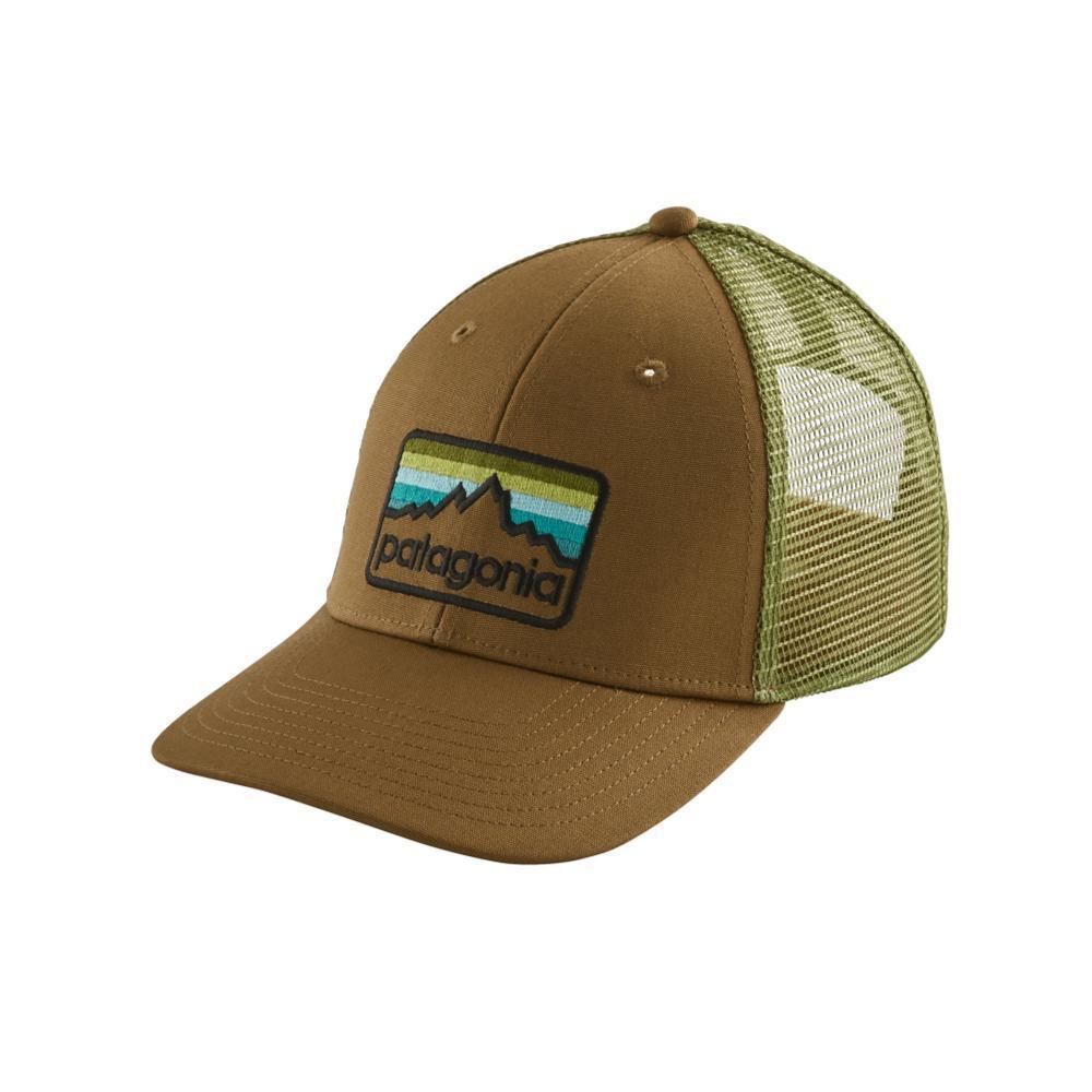 Patagonia Line Logo Badge LoPro Trucker Hat COI