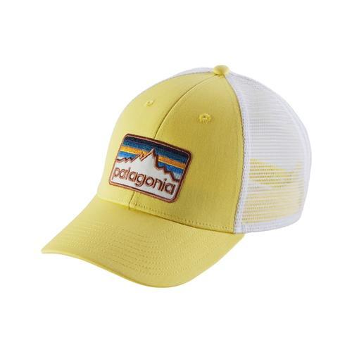 Patagonia Line Logo Badge LoPro Trucker Hat YKYW