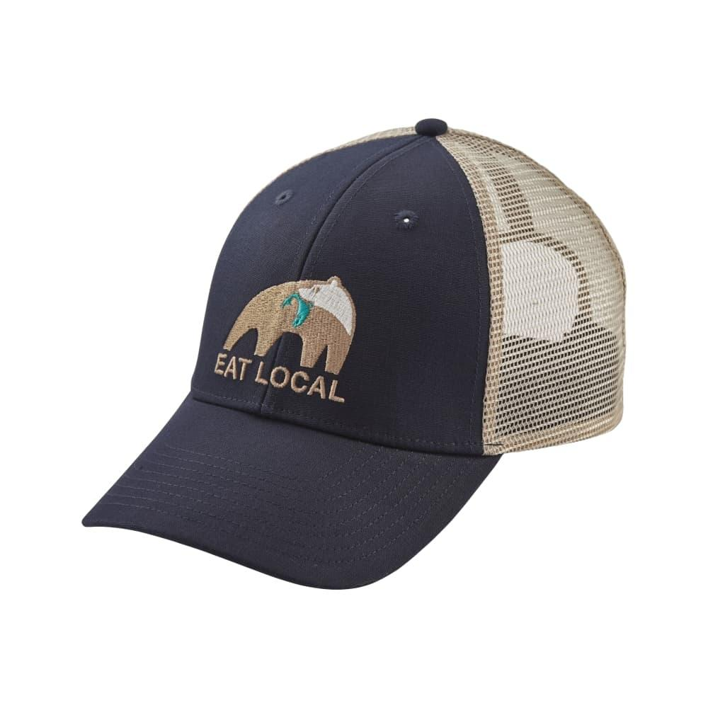 Patagonia Eat Local Upstream LoPro Trucker Hat NVYB