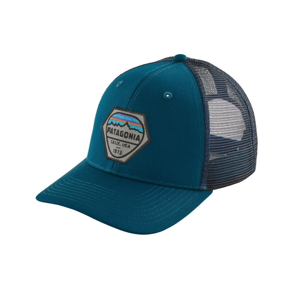 Patagonia Fitz Roy Hex Trucker Hat BSRB