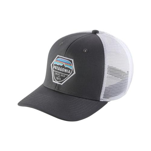 Patagonia Fitz Roy Hex Trucker Hat FGE