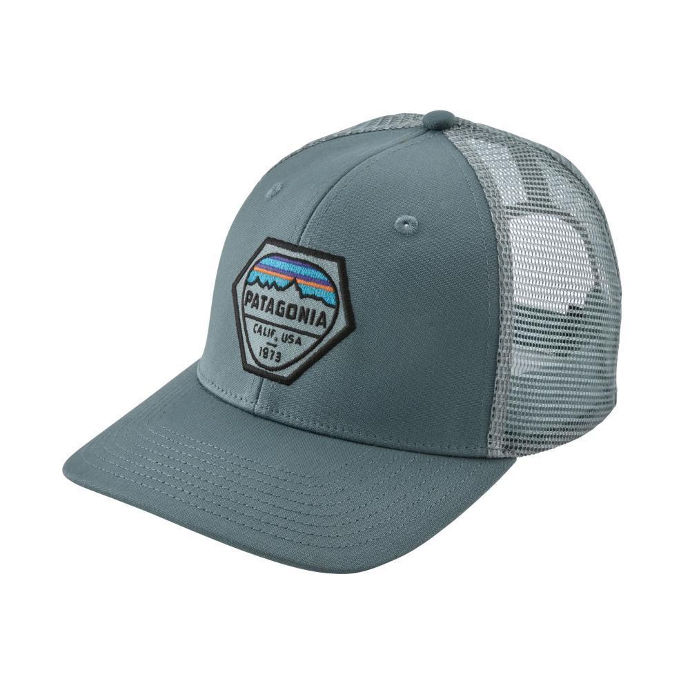 Patagonia Fitz Roy Hex Trucker Hat SDAB