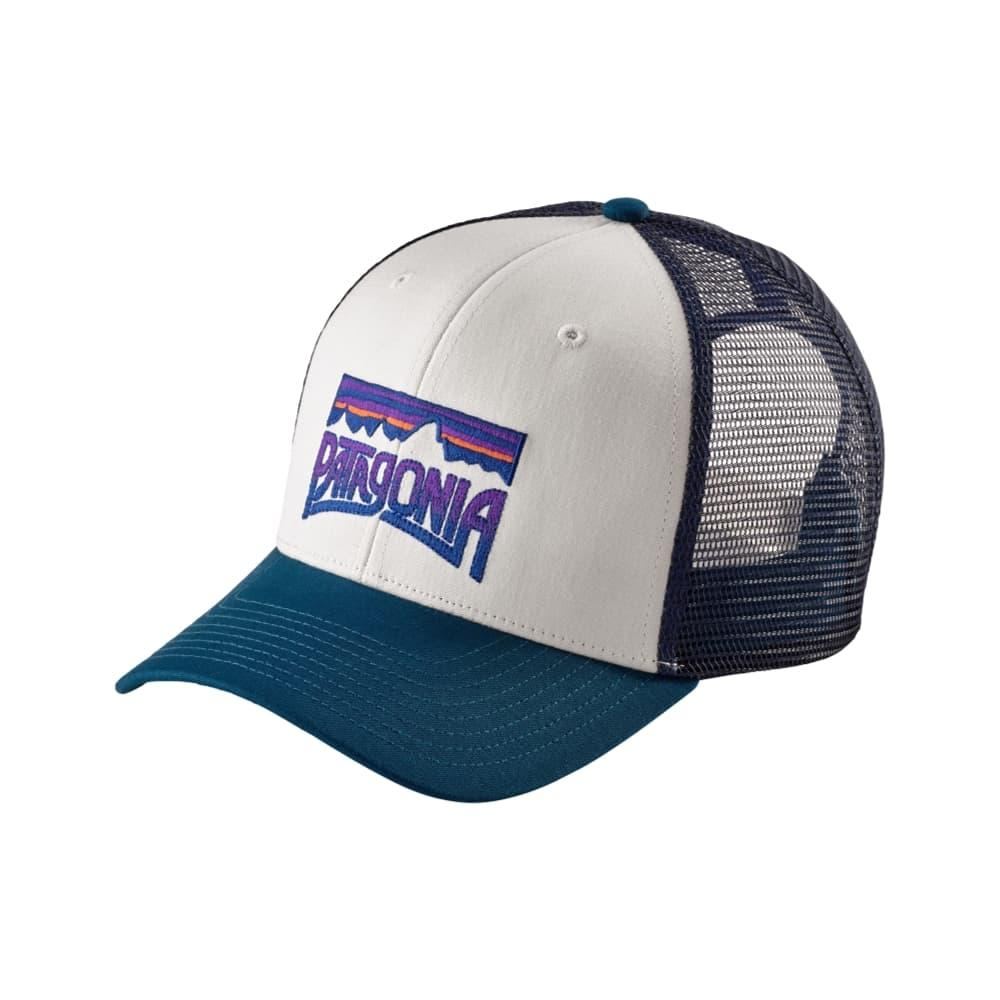 Patagonia Fitz Roy Frostbite Trucker Hat WHI