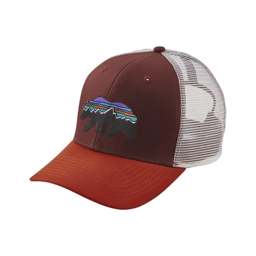 Patagonia Fitz Roy Bear Trucker Hat DAK