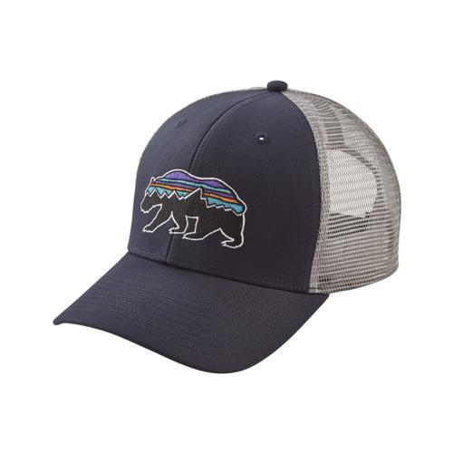 Patagonia Fitz Roy Bear Trucker Hat NVYB