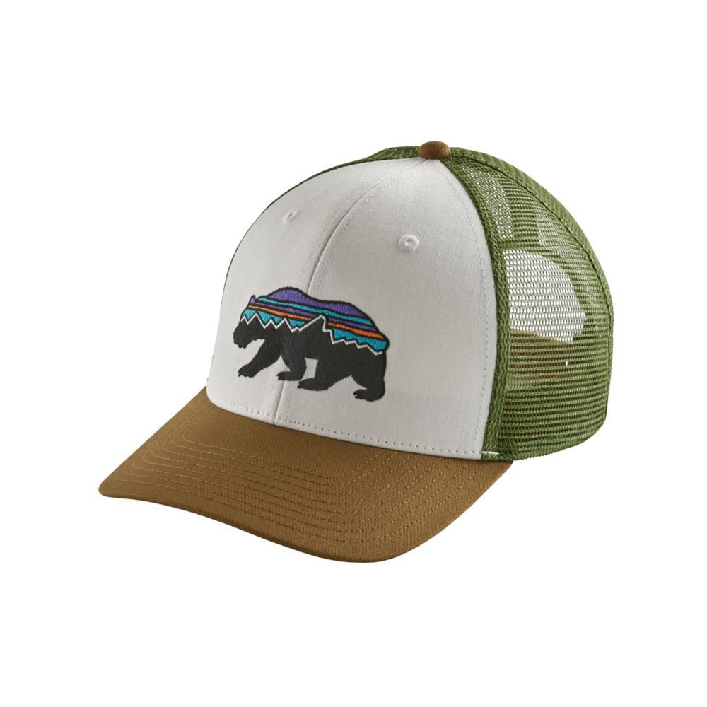 Patagonia Fitz Roy Bear Trucker Hat WCOI