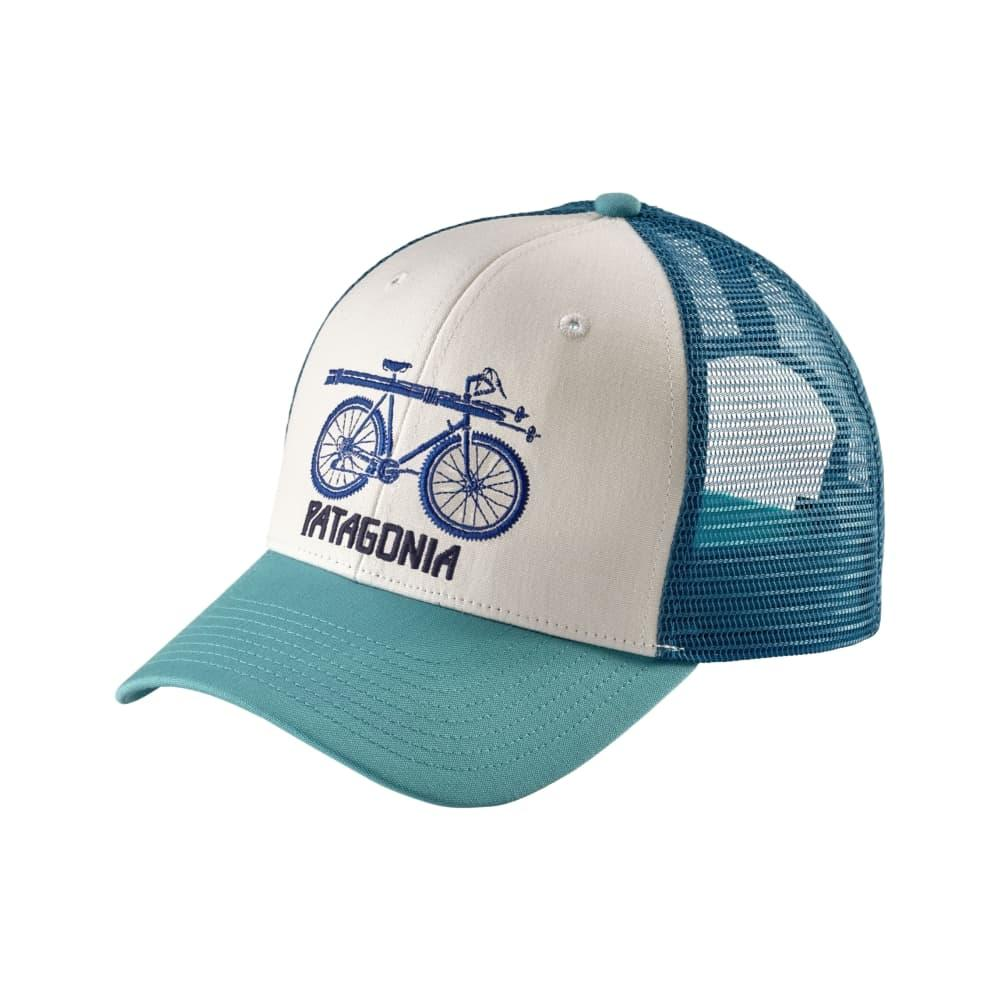 Patagonia Snow Cycle Trucker Hat WHI