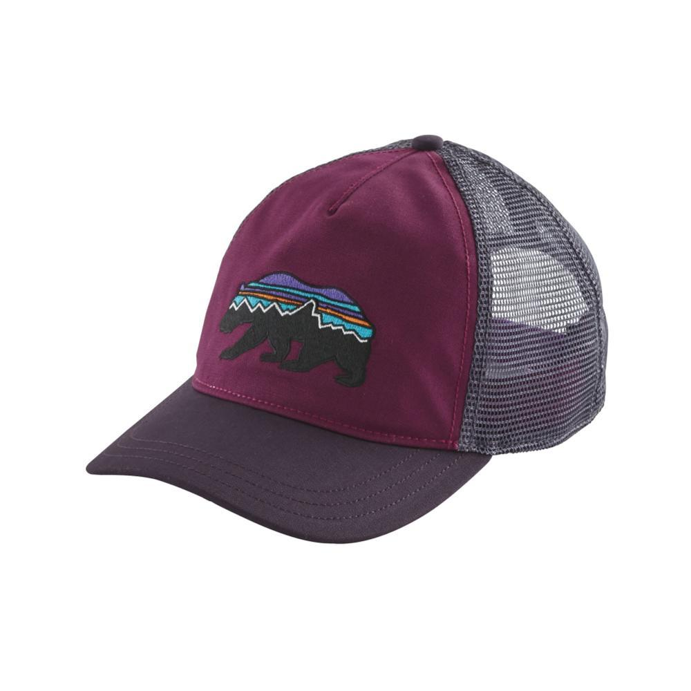 Patagonia Women's Fitz Roy Bear Layback Trucker Hat GEOP