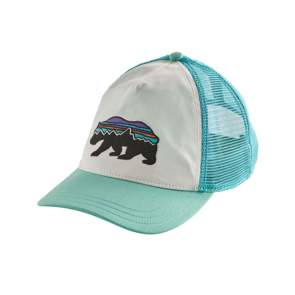 Patagonia Women's Fitz Roy Bear Layback Trucker Hat WBEU