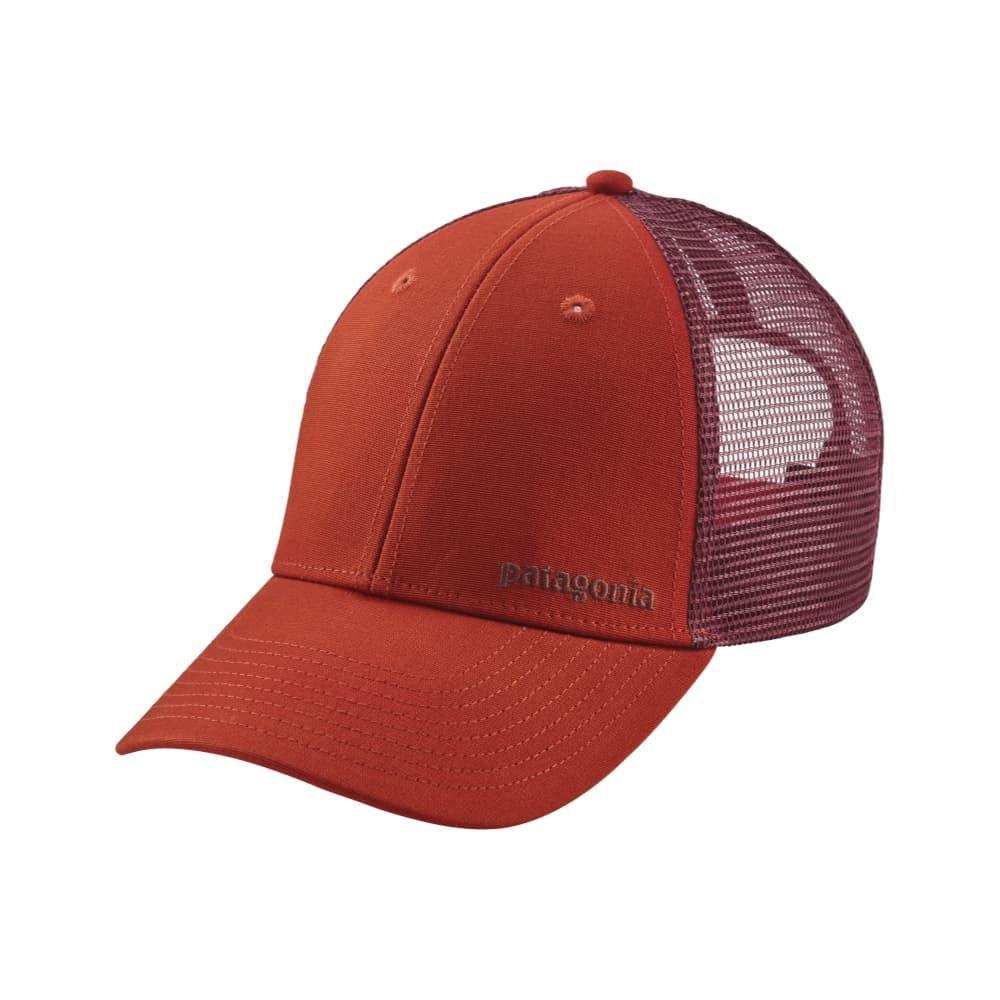 Patagonia Small Text Logo LoPro Trucker Hat RTSR