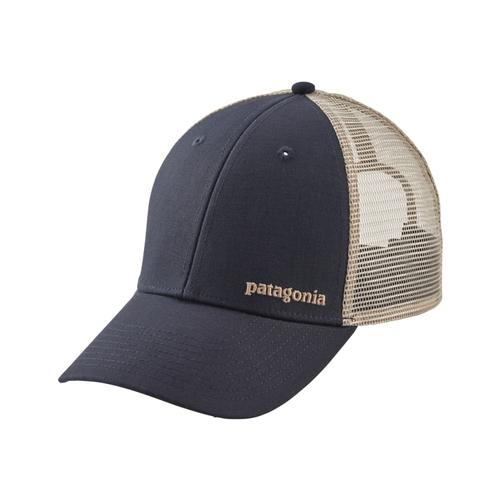 Patagonia Small Text Logo LoPro Trucker Hat SMDB