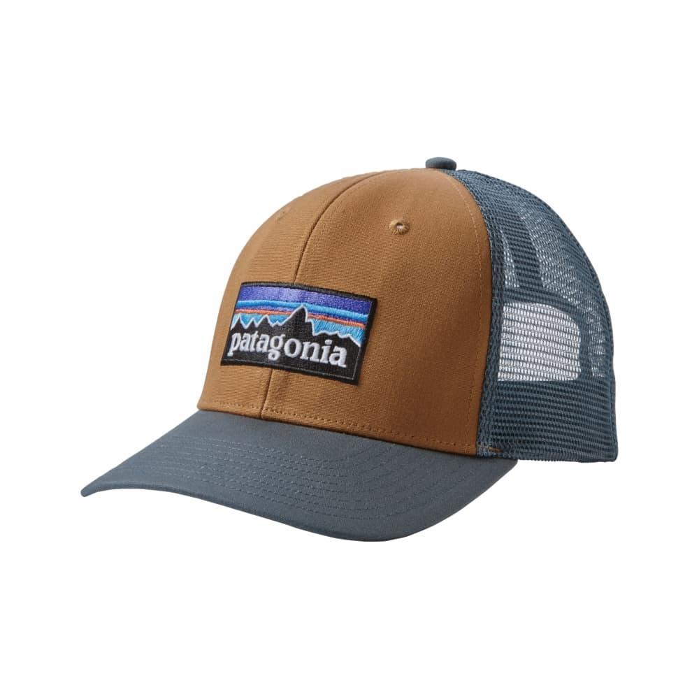 Patagonia P-6 Trucker Hat BRBN