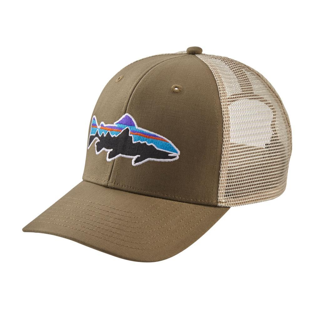 Patagonia Fitz Roy Trout Trucker Hat DKAS