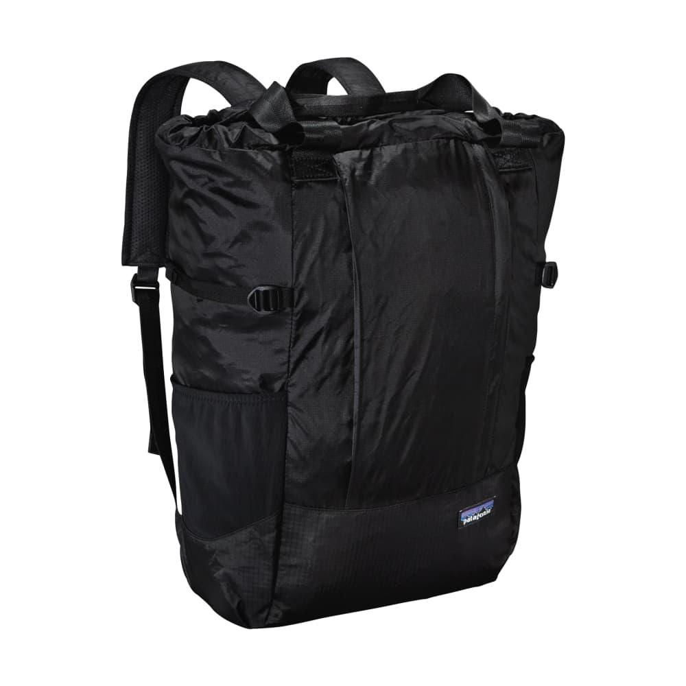 Patagonia Lightweight Travel Tote Pack BLACK_BLK