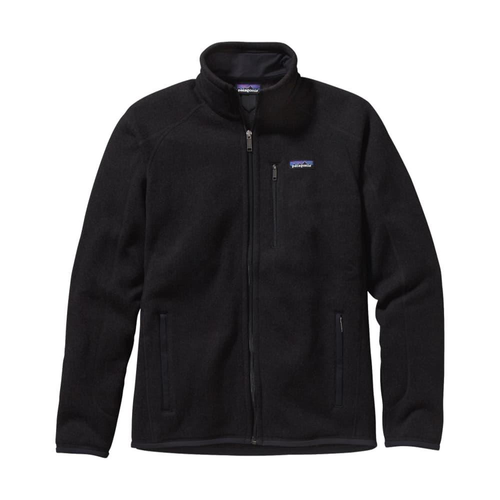 Patagonia Men's Better Sweater Fleece Jacket BLK