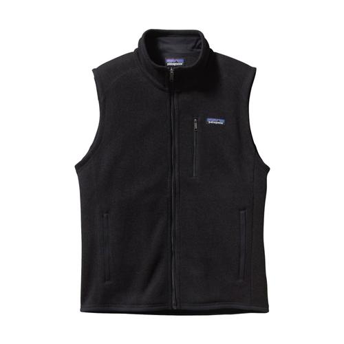 Patagonia Men's Better Sweater Fleece Vest BLK