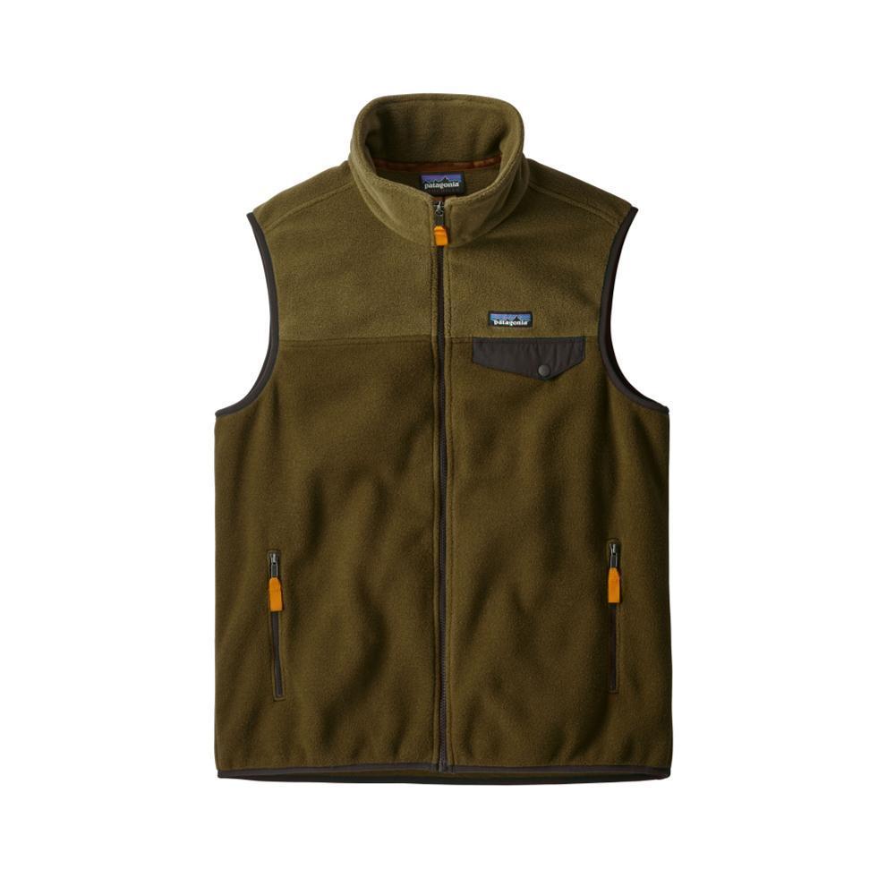 Patagonia Men's Lightweight Synchilla Fleece Snap- T Vest