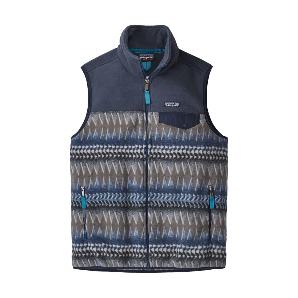 Patagonia Men's Lightweight Synchilla Fleece Snap-T Vest LWSB