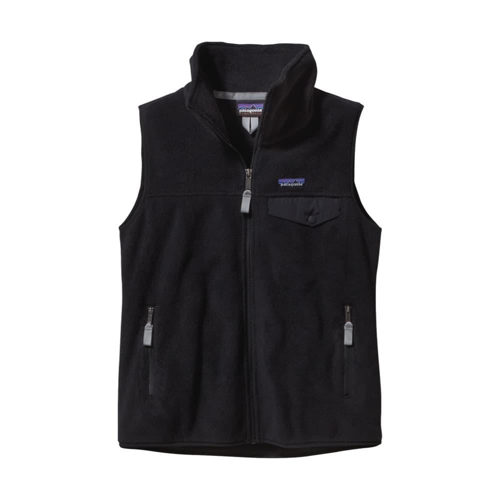 Patagonia Women's Snap-T Fleece Vest BLK