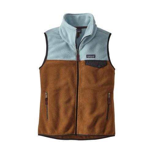 Patagonia Women's Snap-T Fleece Vest BRBN