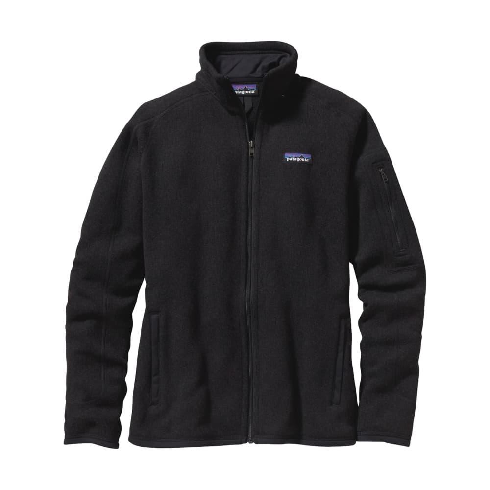 Patagonia Women's Better Sweater Fleece Jacket BLK