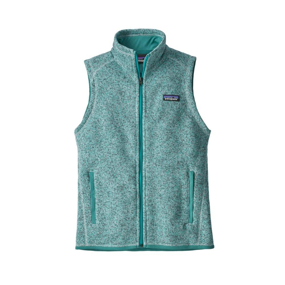 Patagonia Women's Better Sweater Fleece Vest LDSG