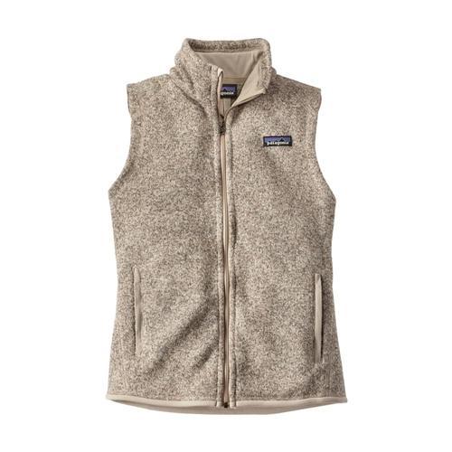 Patagonia Women's Better Sweater Fleece Vest Plcn