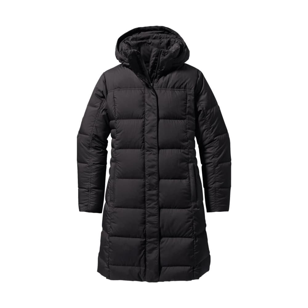 Patagonia Women's Down With It Parka BLK