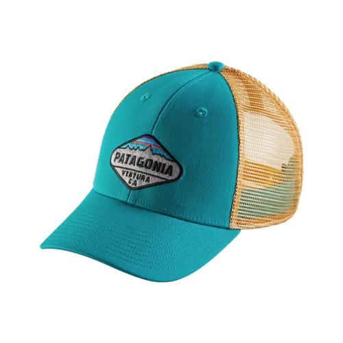 Patagonia Fitz Roy Crest LoPro Trucker Hat TRUT