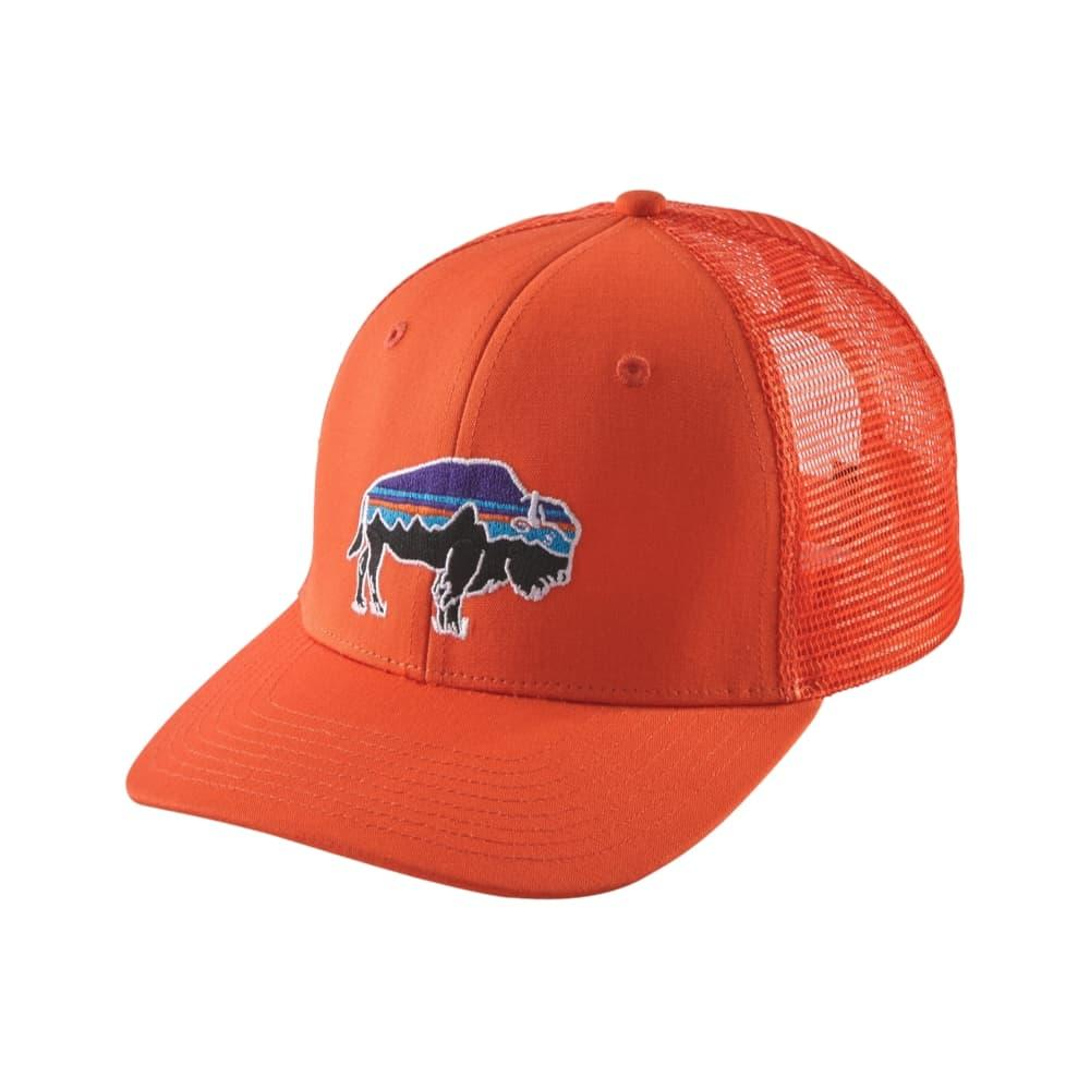 Patagonia Fitz Roy Bison Trucker Hat CMPO