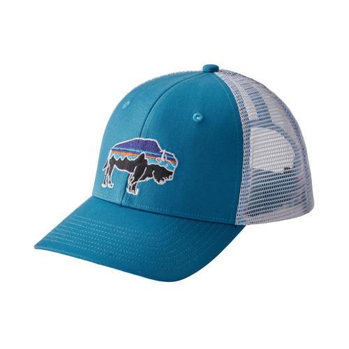 Patagonia Fitz Roy Bison Trucker Hat
