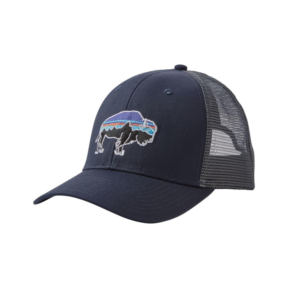 Patagonia Fitz Roy Bison Trucker Hat NVYB